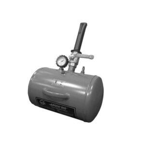 Бустер (ресивер) для взрывной накачки безкамерных шин
