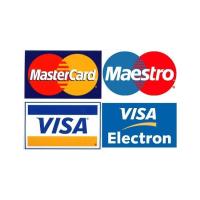 Мы принимаем к оплате кредитные карты!