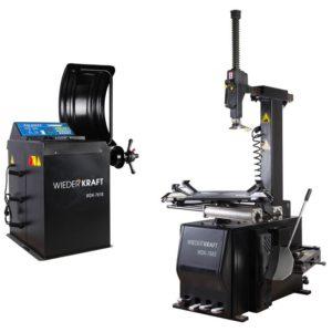 Шиномонтажное и балансировочное оборудование